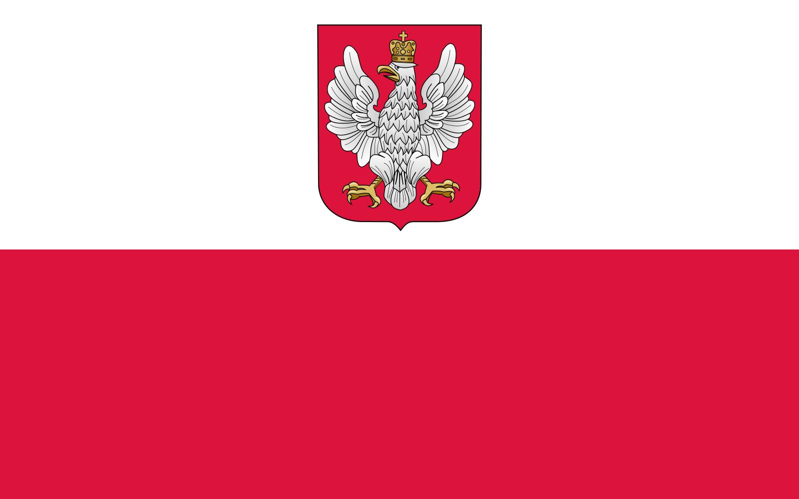 100 lat niepodległości - flaga Polski